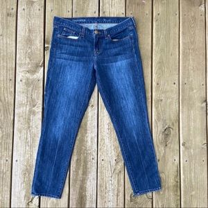 J.Crew skinny the toothpick ankle jeans 31